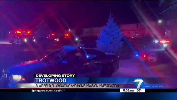 Reported intruder shot, killed after resident returns fire