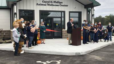Humane Society in Dayton expands, opens new facility