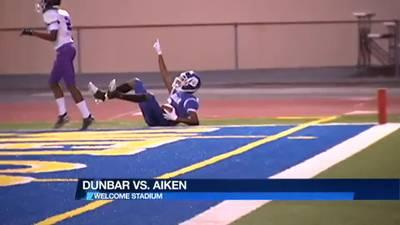 Aiken at Dunbar