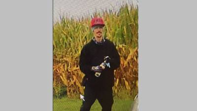 UPDATE: Man accused of causing hours-long search in Clark Co. cornfield arrested Thursday