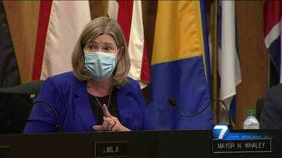 Dayton City Commissioners approve indoor mask mandate; Police to enforce, fines possible