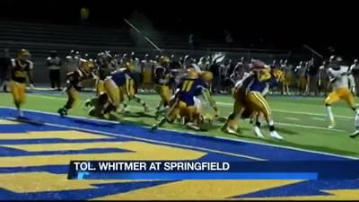Toledo Whitmer at Springfield