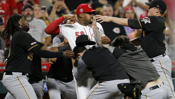 Pirates-Reds renew bitter rivalry, Acuña ailing