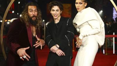 Photos: 'Dune' stars walk the red carpet at UK premiere
