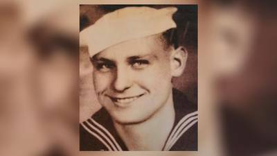 Celina WWII veteran killed in Pearl Harbor attack laid to rest on Memorial Day