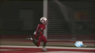 Week 6: Trotwood's Timothy Carpenter 70 yard TD pass to Dylan Heflin