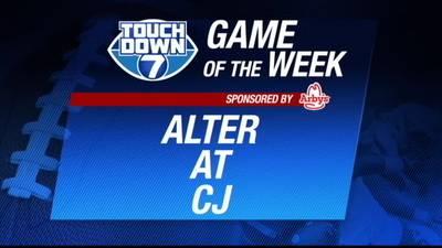 Alter takes down CJ