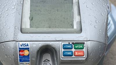 City of Dayton launches touchless pay parking