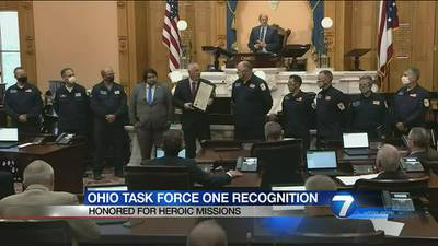 State lawmakers applaud Ohio Task Force 1