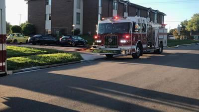 East Dorothy Lane Apartment Fire
