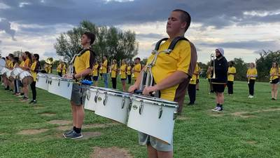 Kenton Ridge Marching Band