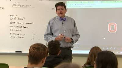 20 Years Later: Bethel teacher remembers, teaches students about tragic day of 9/11