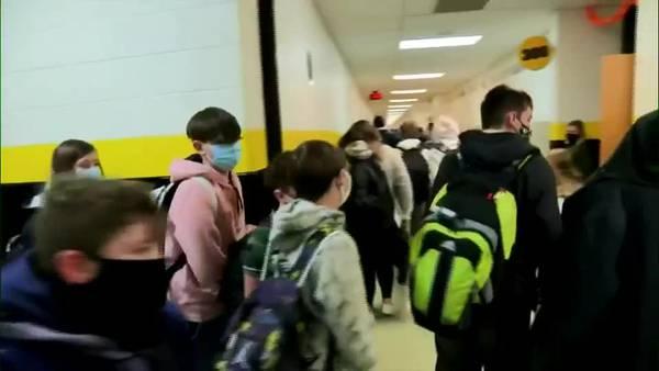 ODH: School quarantine guidelines updated statewide following Warren County pilot program