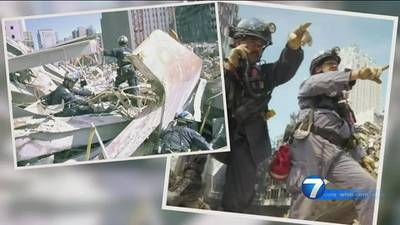 20 Years Later: Ohio Task Force 1 members recall responding to Ground Zero after 9/11 attacks