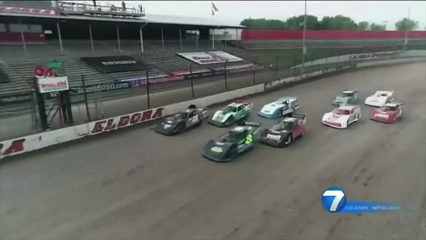 7 Sees Eldora Speedway