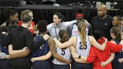 UD Women's Basketball Announce Entire Senior Class will Return