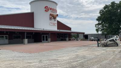 PHOTOS: Take a look inside the new Young's Dairy building
