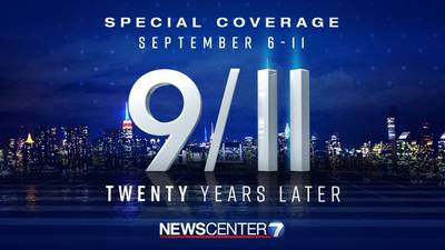 Disabled Veteran Reflects on 9/11: 'Put a knife in my heart that day'