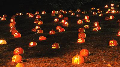 Stoddard Avenue Pumpkin Glow returning; Nearly 1,000 jack-o'-lanterns to be displayed