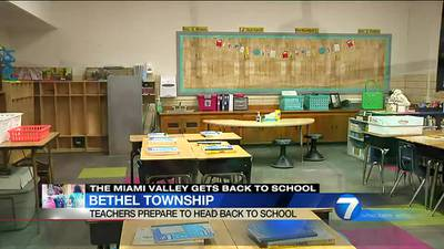Bethel teacher: 'I'm just excited for the kids to be in school full time'