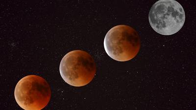 Will the Miami Valley see the Super Flower Blood Moon Eclipse?