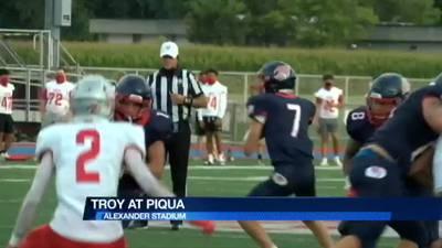 Week 1 Game of the Week Troy at Piqua